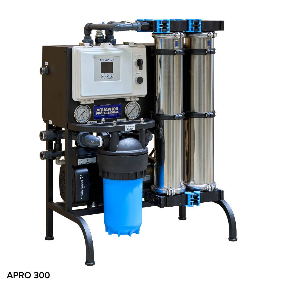APRO 150–750 systems