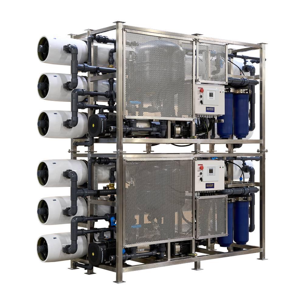 Monoblocks 12000-50000 – innovative RO units